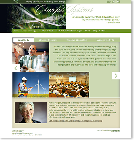 Graceful Systems New Site