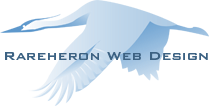 Rareheron Web Design