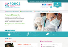 FORCE new site